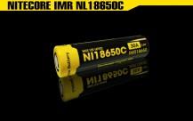 Аккумулятор NiteCore IMR NL18650C 3.7v 2500mA 30A